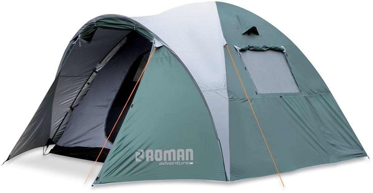 Roman Adventure 3V Dome Tent