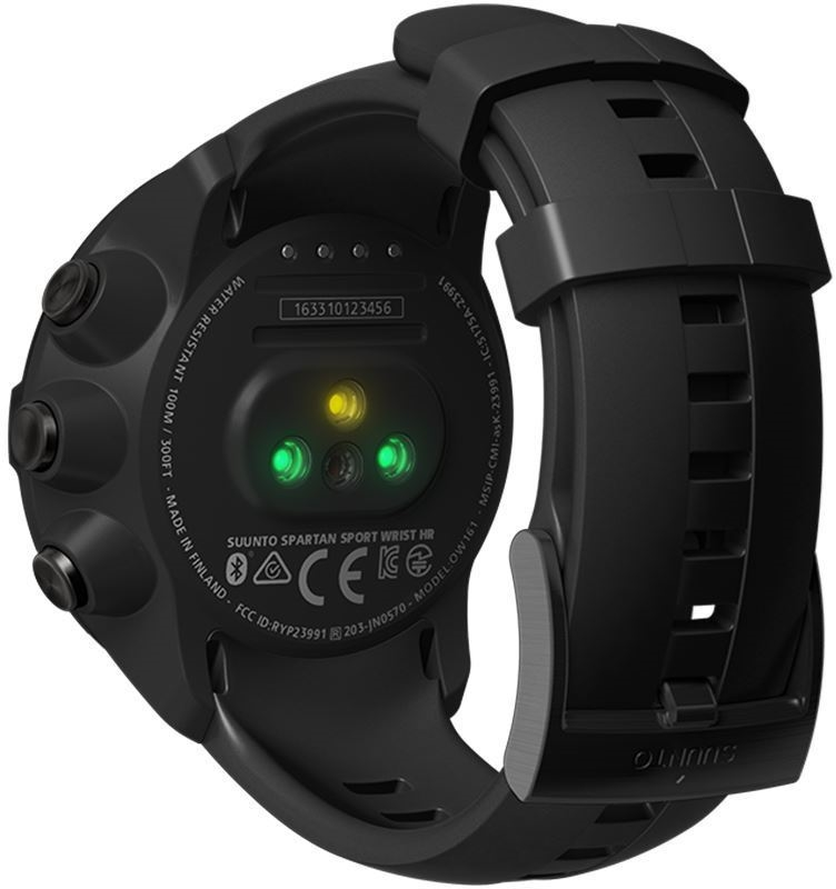 Suunto Spartan Sport Wrist HR Black Sensor