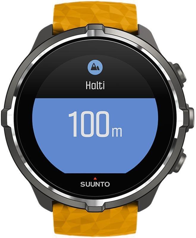 Suunto Spartan Sport Wrist HR Baro Storm Alarm
