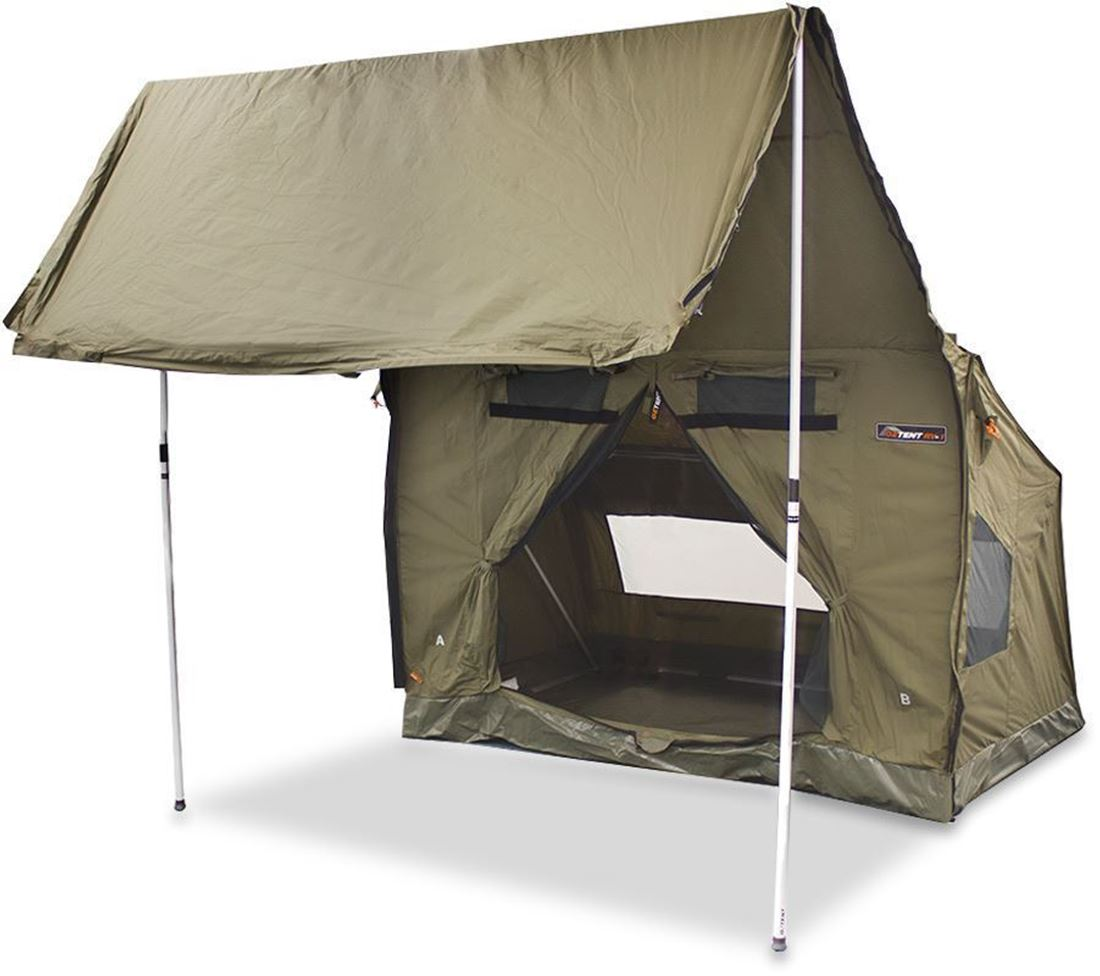 Oztent RV1 Canvas Touring Tent  sc 1 st  Snowys & Oztent RV1 Canvas Touring Tent - Free Delivery | Snowys Outdoors