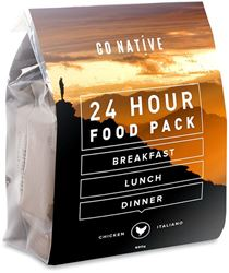Go Native Chicken Italiano 24 Hour Food Pack