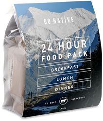 Go Native NZ Beef Casserole 24 Hour Food Pack