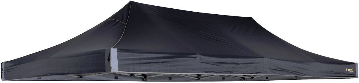 Oztrail Deluxe 6.0 Canopy Black