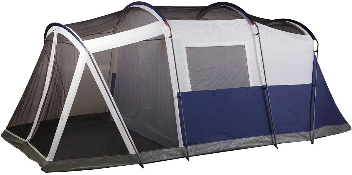 Coleman Elite Weathermaster 8 person tent
