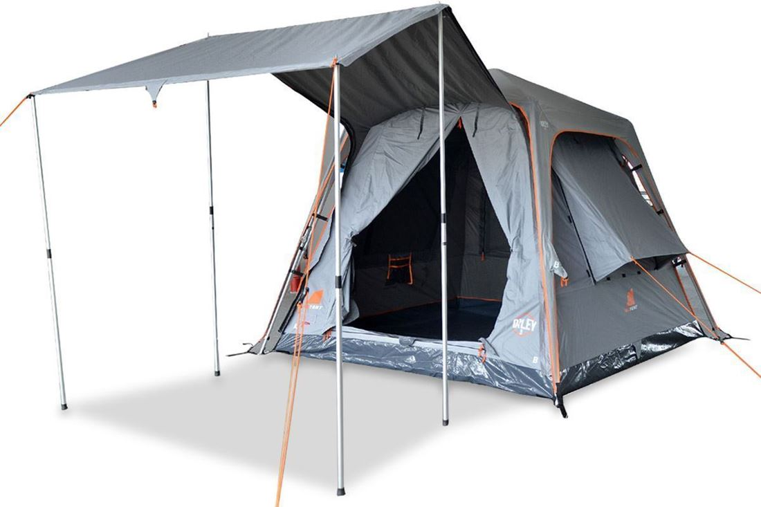 Oztent Oxley 5 Canvas Touring Tent