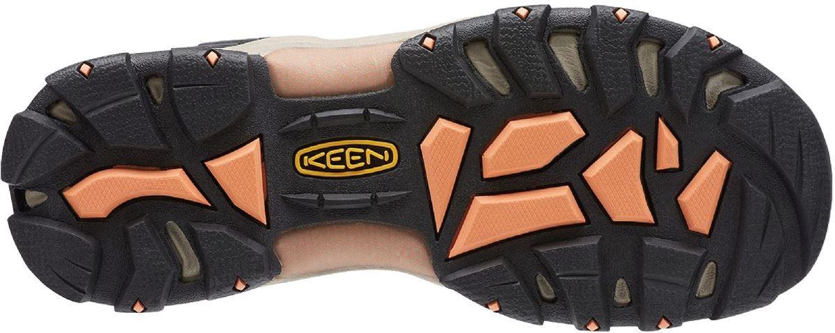 Keen Gypsum II Mid Women's Hiking Boot - Outsole
