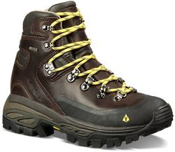 Vasque Eriksson GTX Wmn's Boot Coffee Bean Primrose Yellow