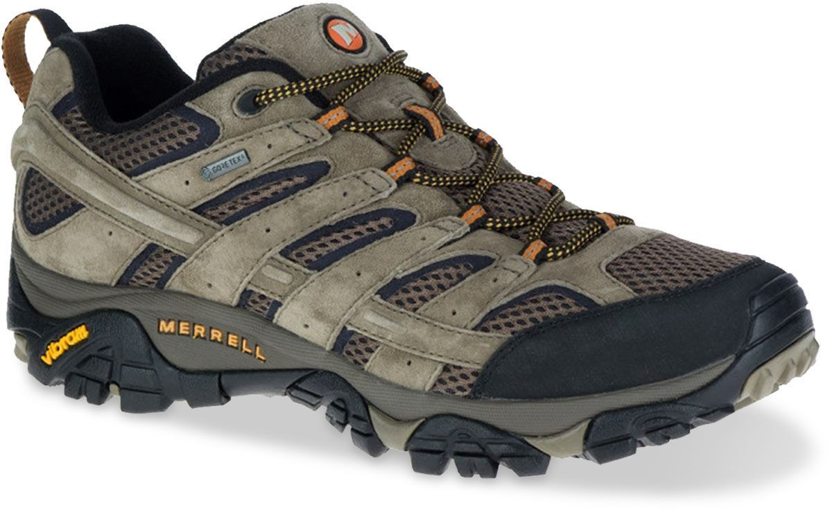 Merrell Moab 2 Leather GTX Men's Shoe Walnut
