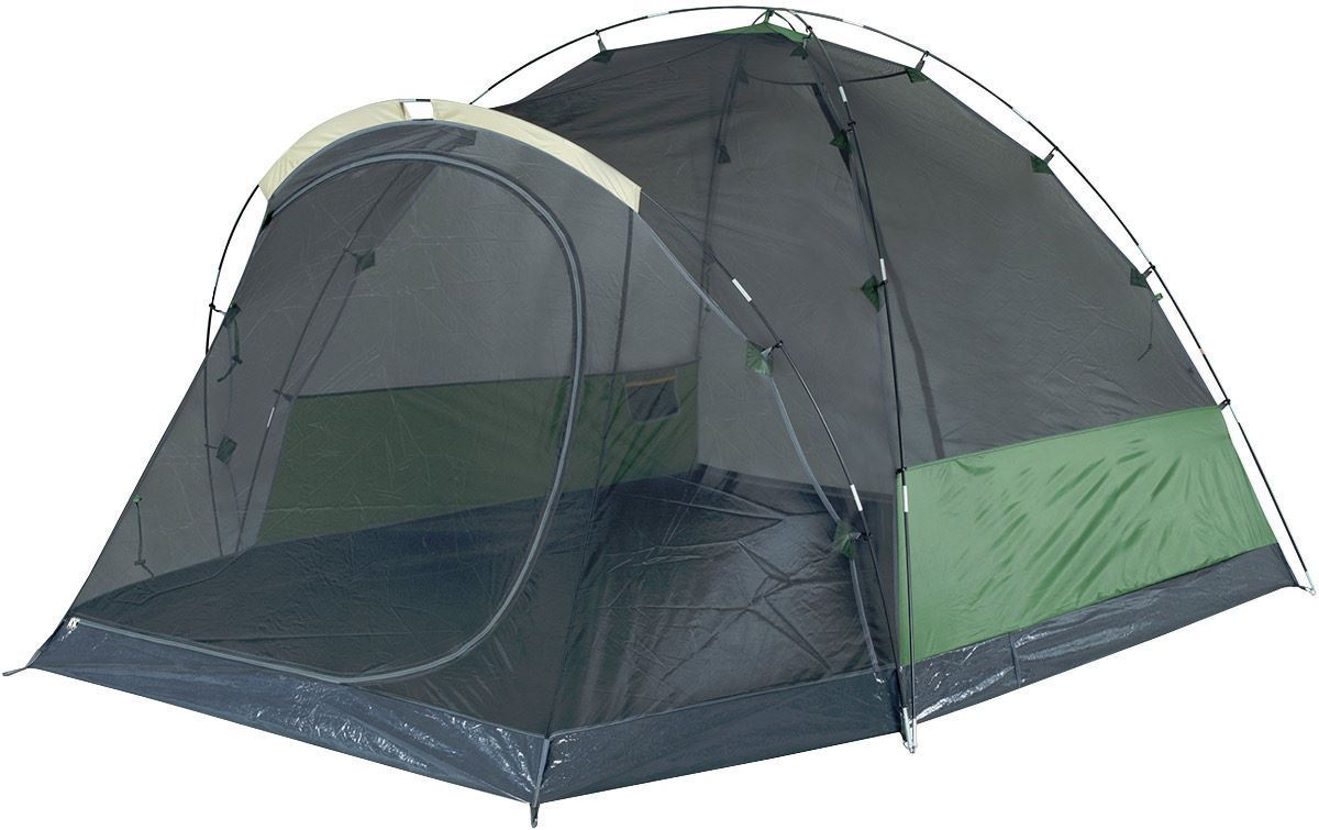OZtrail Skygazer 3XV Dome Tent - Fly removed