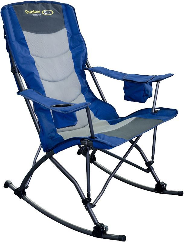 Outdoor Connection King Rocker Camp Chair