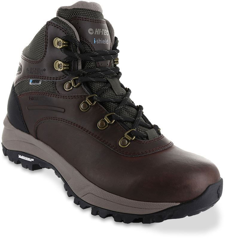 Hi-Tec Altitude VI i WP Wmn's Boot US 6 Dark Chocolate