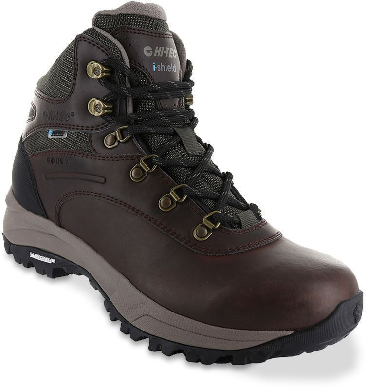 1438bc95a19e92 Hi-Tec Altitude VI i WP Wmn's Boot US 6 Dark Chocolate