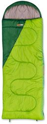 Black Wolf Solstice Jumbo 450 Sleeping Bag Green Forest