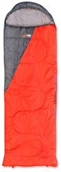 Black Wolf Solstice Jumbo 300 Sleeping Bag Red Charcoal