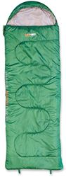 Black Wolf Meridian 450 Sleeping Bag Forest