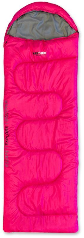Black Wolf Meridian 150 Sleeping Bag Pink