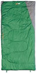 Black Wolf King Camper Sleeping Bag Forest Charcoal