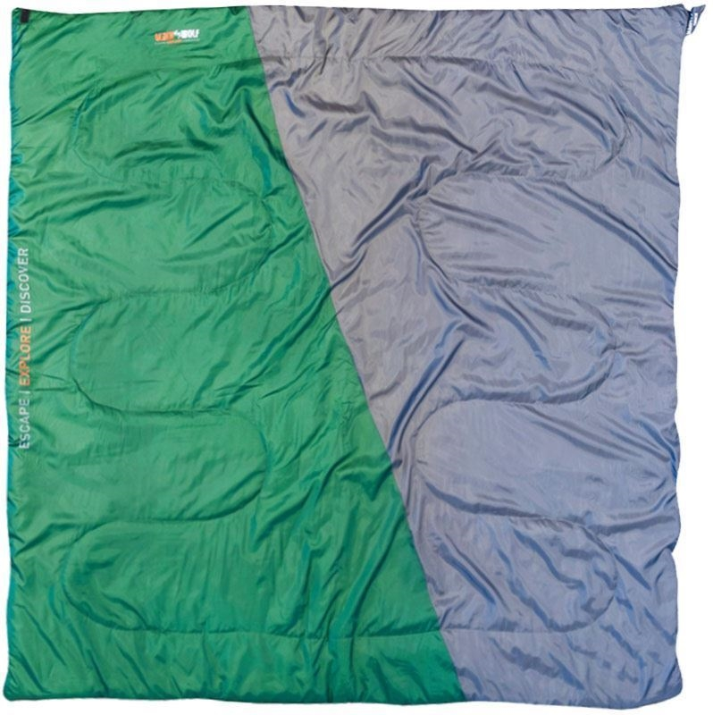 Black Wolf King Camper Sleeping Bag