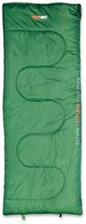 Black Wolf Meridian Camper Sleeping Bag Green