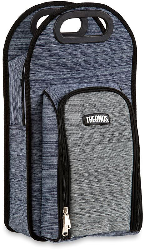 Thermos Natural Style 2 Bottle Wine Cooler Bag