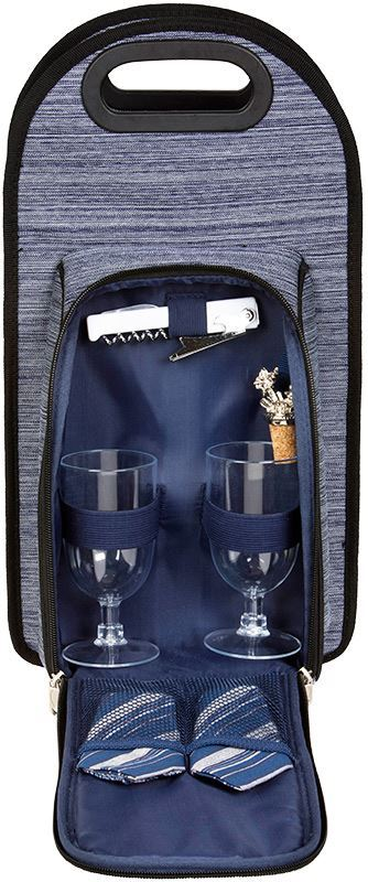 Picture of Thermos Natural Style 2 Bottle Wine Cooler Bag