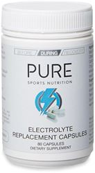 Pure Sports Nutrition Electrolyte Hydration 80 Caps