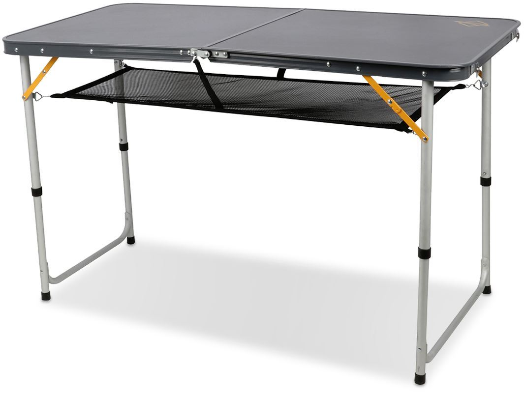 Oztrail Folding Table Double Bi-Fold