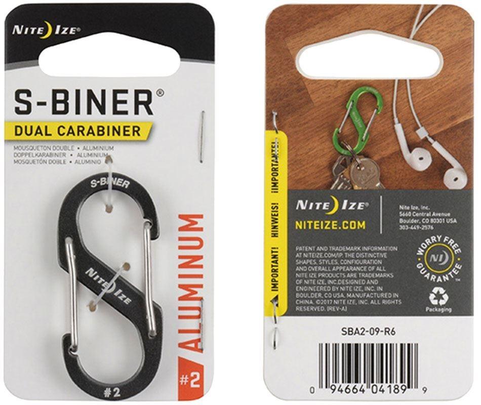 Picture of Nite Ize S-Biner Dual Aluminium #2
