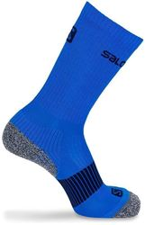 Salomon Eskape Outdoor Sock Large Surf The Web Dress Blue