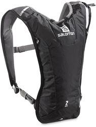 Salomon Agile 2 Set Hydration Pack Black Iron White