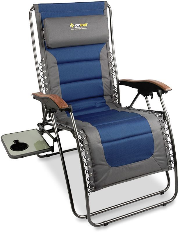 Oztrail Sun Lounge Jumbo
