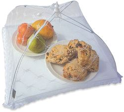 Elemental Folding Food Cover Small