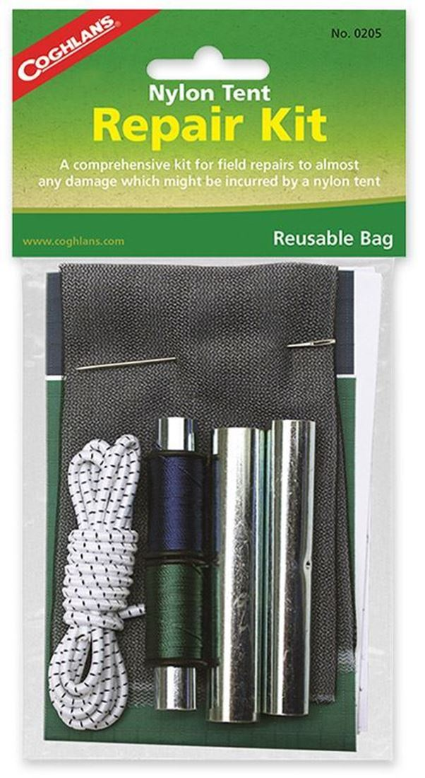 Coghlans Nylon Tent Repair Kit