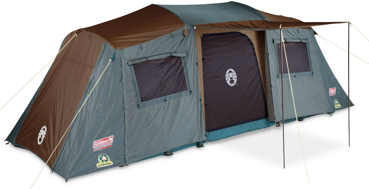 ... Picture of Coleman Instant Northstar Dark Room 10P Tent ...  sc 1 st  Snowys : coleman tent replacement parts - memphite.com