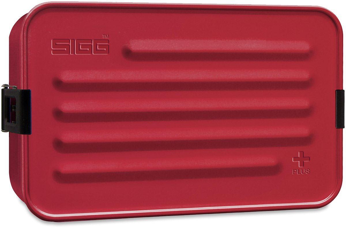 Sigg Metal Food Box + Large Red
