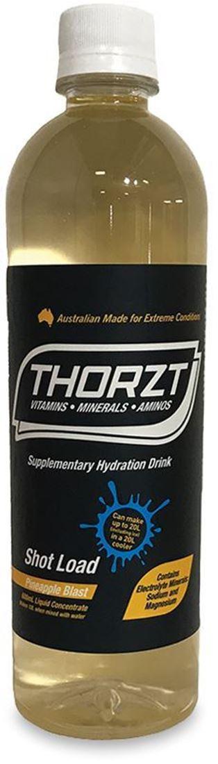 Thorzt Liquid Concentrate 600 mL Pineapple Blast