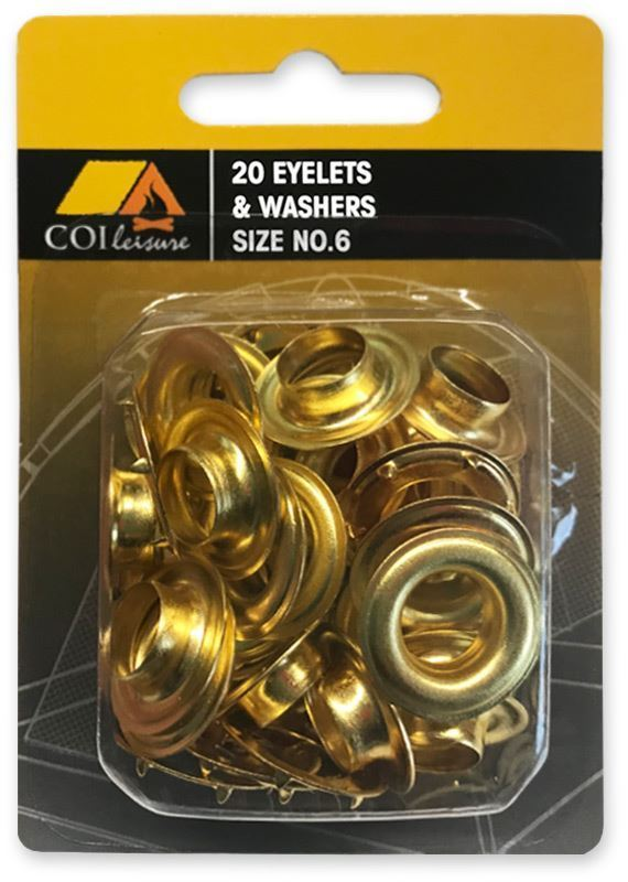 Picture of COI Leisure Eyelets & Washers No.6