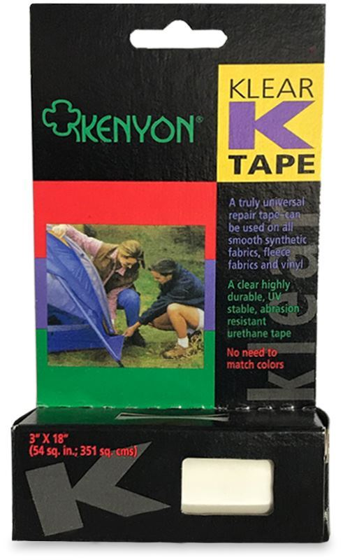 Kenyon Klear K Gear Repair Tape