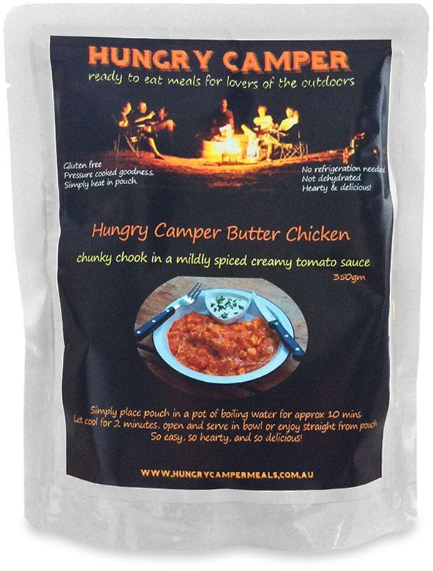 Hungry Camper Butter Chicken