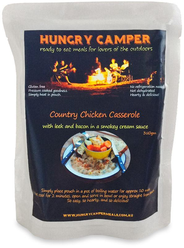 Hungry Camper Country Chicken Casserole