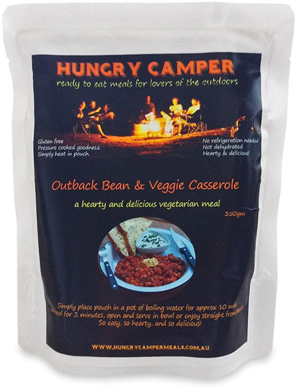 Picture of Hungry Camper Outback Bean & Veggie Casserole