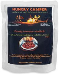Hungry Camper Chunky Mountain Meatballs