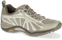 Merrell Siren Edge Women's Shoe US 6 Aluminium