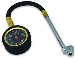 Oztrail Tyre Gauge with Hose