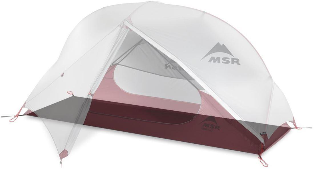 MSR Hubba NX MSR Footprint