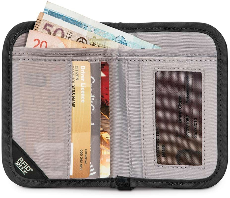 Picture of Pacsafe RFIDsafe V50 Compact Travel Wallet