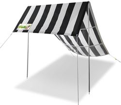 Shadee Fun Moana Beach Shade Black / White