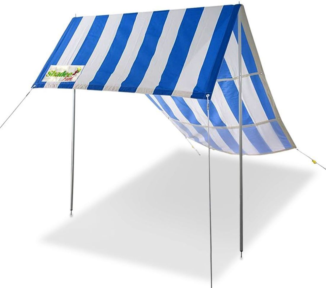 Shadee Fun Moana Beach Shade Blue White