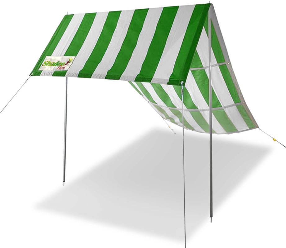 Shadee Fun Moana Beach Shade Green White