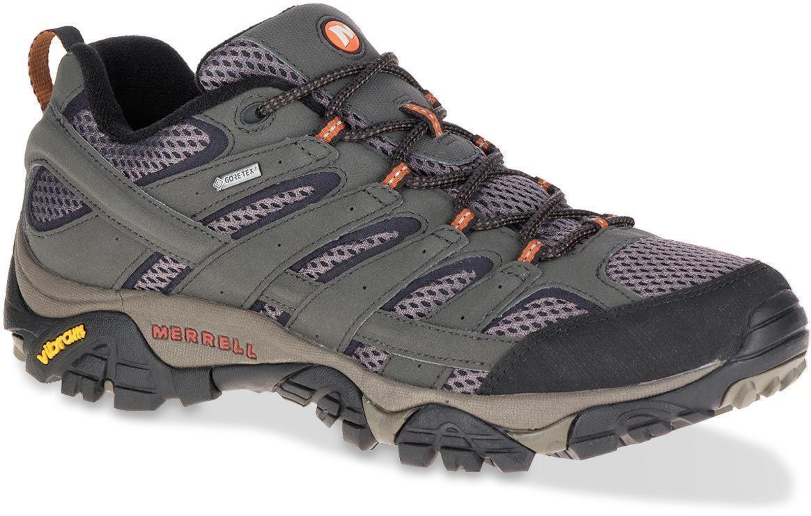 Merrell Moab 2 GTX Wide Men's Shoe Beluga